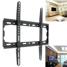 tv wall mount 55 inch universal wall mount bracket fixed flat panel frame for inch full
