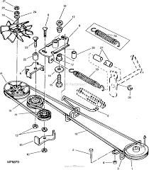 John deere parts diagrams john deere lx188 lawn tractor with 48 in