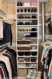 Walk in closet design for girls Master Closet Master Closet Makeover By Confessions Of Serial Doityourselfer How Girl Built Her Closet