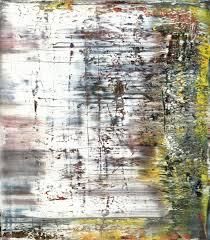 gerhard richter abstraktes bild abstract painting 1990 oil on canvas