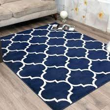 navy blue area rug 8x10 8 x 10 blue ottomanson area rugs rugs the home depot