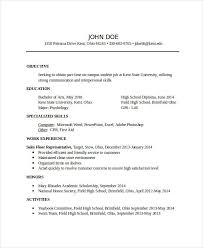 Professional Resume Template Microsoft Word Mesmerizing 48 Download Resume Templates PDF DOC Free Premium Templates