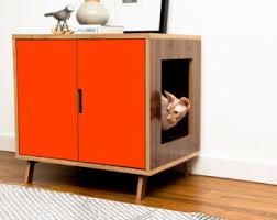 modern pet furniture. mid century modern cat litter box furniture large cover pet house