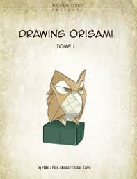drawing origami volume 1 book cover
