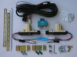 mes power door lock kits swiss made power door locks w01c power door lock kit for cable actuated door locks