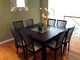8 seater dining table dimensions metric oak 10 chairs round for and set room marvelous person