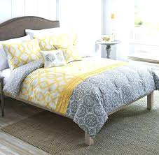 yellow gray bedding sets grey and comforter best ideas on 8 quilt set mustard home improvement s canada