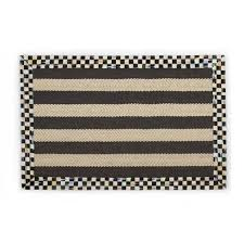 205 00 stripe wool sisal rug 3 ft x 5 ft
