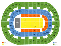 Viejas Casino Seating Chart Valley View Casino Center Seating Chart And Tickets