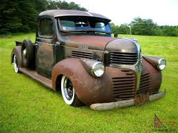 DODGE WD-15 RAT ROD GASSER SHOP TRUCK. PATINA, DRIVE ANYWHERE ...