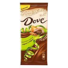 <b>Шоколад Dove молочный</b> груша-вафля, 90 гр. — купить в ...