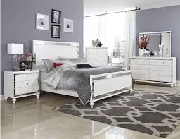 white queen bedroom sets.  Queen Fantastic White Queen Bedroom Sets Alonza Modern 4pc Bright Wood  Set Inlay Mirrors For R
