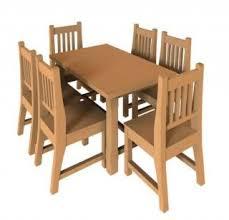 Стол обеденный столярный со стульями СтолПроект столярные проекты  Можно объяснить в письме и мы сделаем предварительный чертёж который затем сможем изменить Чертежи для скачивания смотрите внизу страницы под картинками