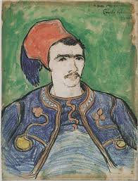 vincent van gogh essay heilbrunn timeline of art   the zouave