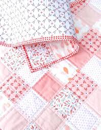 Pink Baby Quilts – co-nnect.me & ... Baby Pink Quilt Cover Pink And Gray Baby Quilt Patterns Pink And Brown  Baby Quilt Patterns ... Adamdwight.com