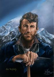 Image result for sir edmund hillary