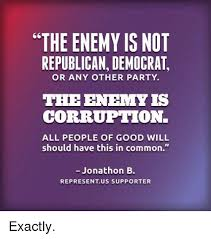 Image result for democratic party corruption