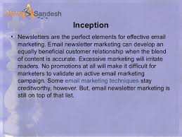 email newsletter strategy 5 steps of effective marketing strategy for email newsletter