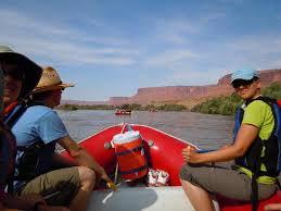 Colorado River PM Half-Day Trip