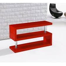 red high gloss furniture. Sharp Red High Gloss Contemporary TV Stand Furniture