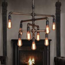 industrial style lighting fixtures. 30 Industrial Style Lighting Fixtures To Help You Achieve Victorian Finesse | Daydec (design)