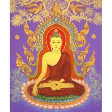 original lord buddha art paintings for