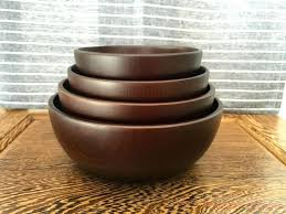 wooden mixing bowls china fir wooden salad bowl fruit bowl soup bowl wooden rice bowl mixing