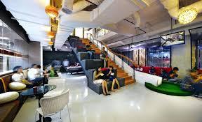 slide google office. Google San Francisco Office Slide Inside In Jakarta Indonesia The F