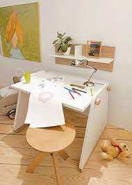 Ergonomic Desk For Young Kids Study Area Healthy Kids Room Design Ideas