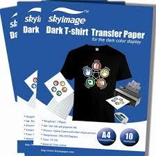 t shirt printing sheets