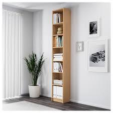 Ikea Billy Bookcase Billy Bookcase Oak Veneer 40x237x28 Cm Ikea