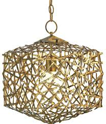 currey company lighting fixtures. Currey Light Fixtures - 9168 Confetti Cube Pendant Hand Rubbed Gold Leaf Chandeliers · \u0026 Company Lighting