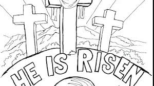 Religious Easter Coloring Pages Preschool Coloring Pages Christian