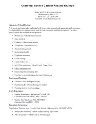 Cashier Resume Sample Wonderful Retail Stores Customer Service
