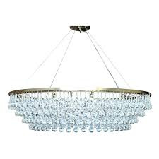 glass drop chandelier jimmy glass drop light crystal chandelier clarissa glass drop rectangular chandelier installation