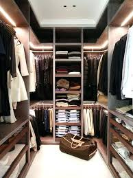 bold looking closet in dark tones ideas for walk closets layout cool design