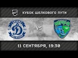 <b>Динамо СПб</b> (Санкт-Петербург) - Югра (Ханты-Мансийск ...