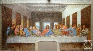 the last supper copy of leonardo da vinci