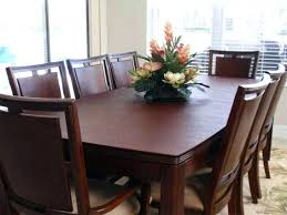 Custom Dining Room Table Pads New Decorating Ideas