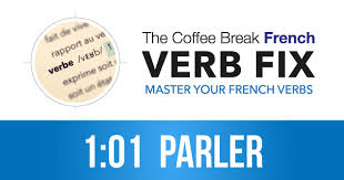 french er verbs er verbs coffee break languages