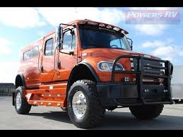 2016 P4XL Sportchassis Freightliner - YouTube