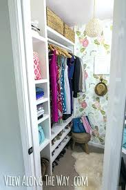 small chandelier for closet crystal in a low budget makeover walk mini