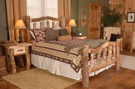 Country Rustic Bedroom Furniture