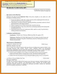 Nursing Curriculum Vitae New Nursing Curriculum Vitae Template Funfpandroidco