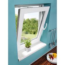 Kunststoff Fenster 2 Fach Glas Uw 15 Weiß B 60 Cm H 60 Cm