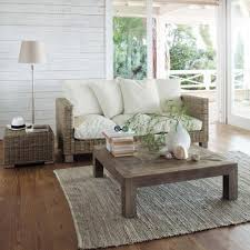 recycled solid elm coffee table bruges