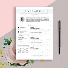 Professional Office Design Extraordinary Resume Template Professional And Creative Design CV For Microsoft