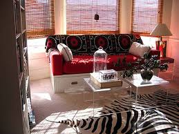 Zebra Living Room Wonderful Decorate Zebra Living Room Design Summer House Ideas