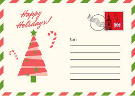 christmas postcard maker photo christmas postcards free online postcard maker create