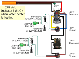 220 water heater to fuse box wiring library 220 volt wiring diagram